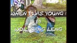 Watch Wolfgang When I Was Young video