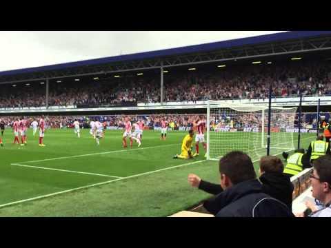 Niko Kranjcar equaliser 2-2 versus Stoke City 20/09/14