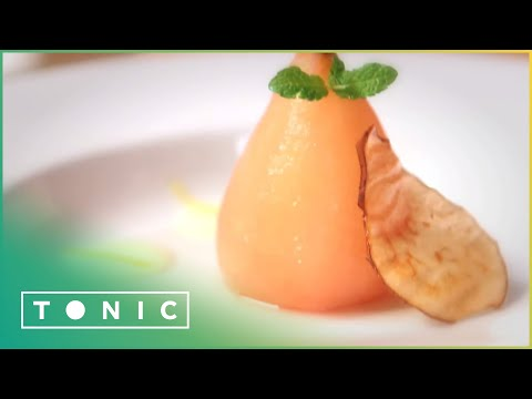 POACHED PEAR: FEEL GOOD FOOD