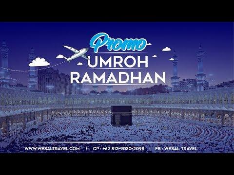 Youtube umroh ramadhan wesal tv
