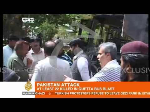Siege ends after attacks in Pakistan's Quetta