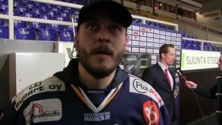 07.03.2017 Lukko vs. HIFK: jälkitunnelmat