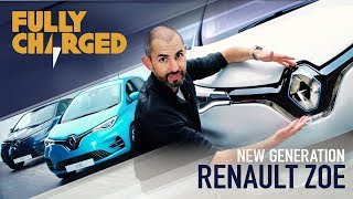 Renault ZOE Z.E50 all-electric hatchback / zero emission city car 2019 - 4k review | Fully Charged