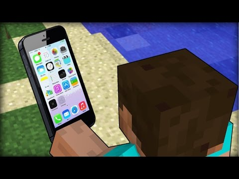 Minecraft iPHONE MOD