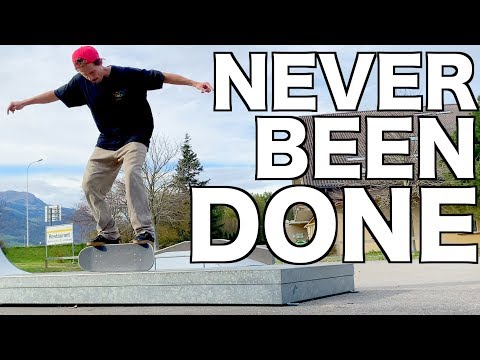 Can Skaters Still Invent New Tricks?