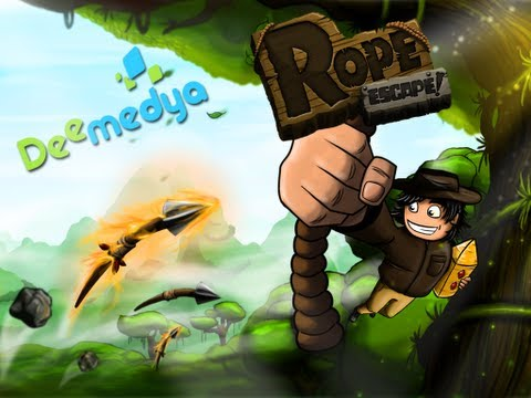Rope Escape APK Cover