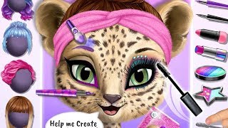 Fun Animal Care Kids Game - Animal Hair Salon Australia  - Funny Pet Haircuts Makeover