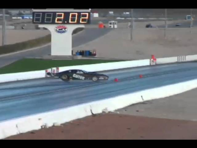 Rick Snavely SCSN Crash 2011