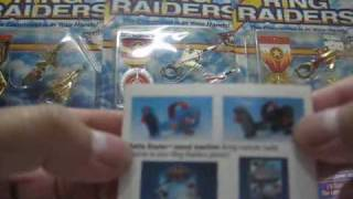 1988 Matchbox Ring Raiders Review