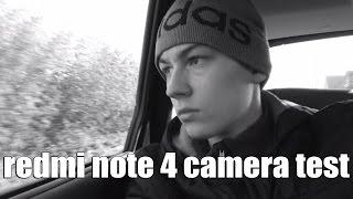 Xiaomi Redmi Note 4 - Camera Test