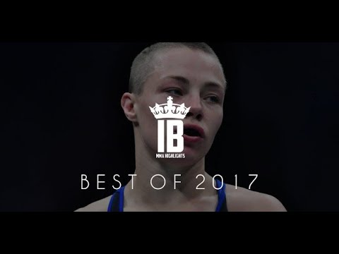 MMA HIGHLIGHT ? BEST OF 2017 [HD]