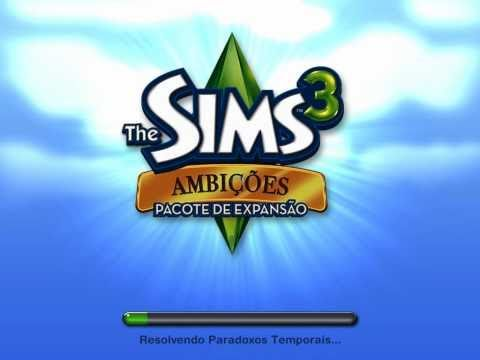 Como Baixar, instalar e crackear the sims 3 Ambições Full por torrent gratis (XP,vista,7)