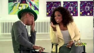 """""""Happy"""" Makes Pharrell Williams Cry"""