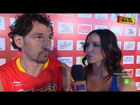 SLQH: Paula Prendes, con la selección española de baloncesto