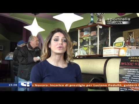 Il bello delle donne - Stefania Sansonna [Sportitalia, 26/2/2015]
