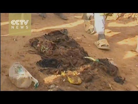 13 killed, 65 injured in NE Nigeria market bombing