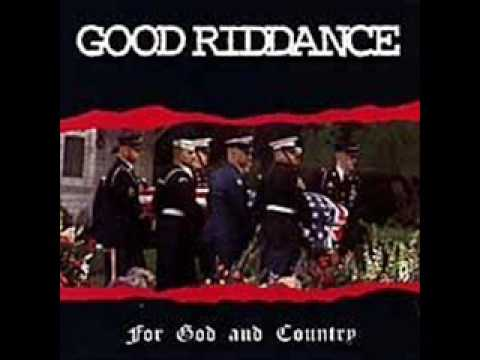 Good Riddance - Flies First Class