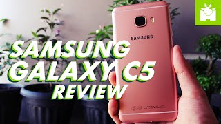 Samsung Galaxy C5 Review + Camera & Gaming Test