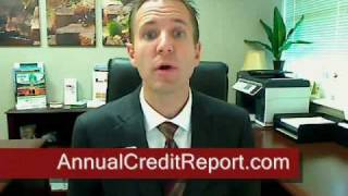 Credit Monitoring Tip - A New Way to Utilize AnnualCreditReport.com