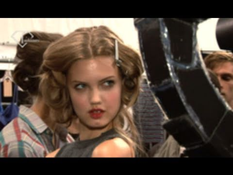 fashiontv | FTV.com - MODEL TALK LINDSEY WIXSON