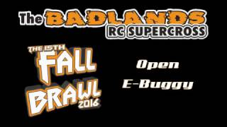 2016 Fall Brawl - Open E-Buggy