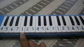 IBU KITA KARTINI || Pianika