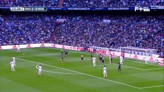 Real Madrid vs Malaga 1080i HD First Half | 18-04-