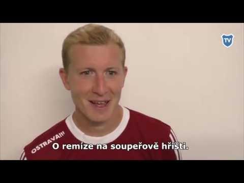 Rozhovor s Tomášem Hučkem po utkání ve Znojmě.