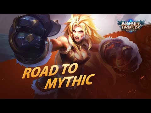 Road to Mythic | Wild-oats Fist | Masha | Mobile Legends: Bang Bang!