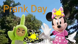 Teletubbies and Friends Segment: Prank Day + Magical Event: Magic House