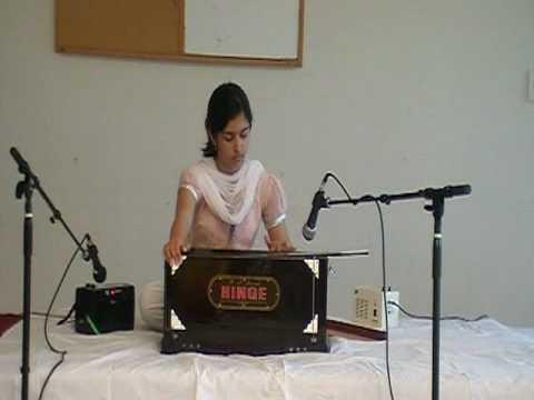 Raag Shivranjani on Harmonium