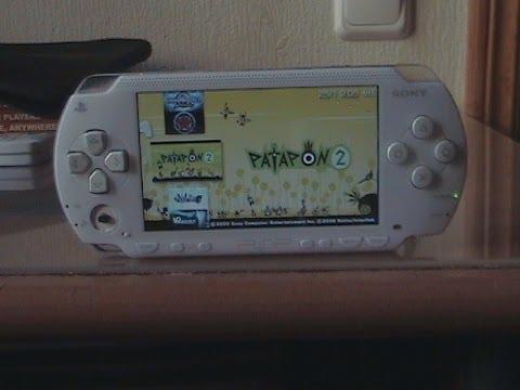 Как сделать cенсорный экран дома (PSP)