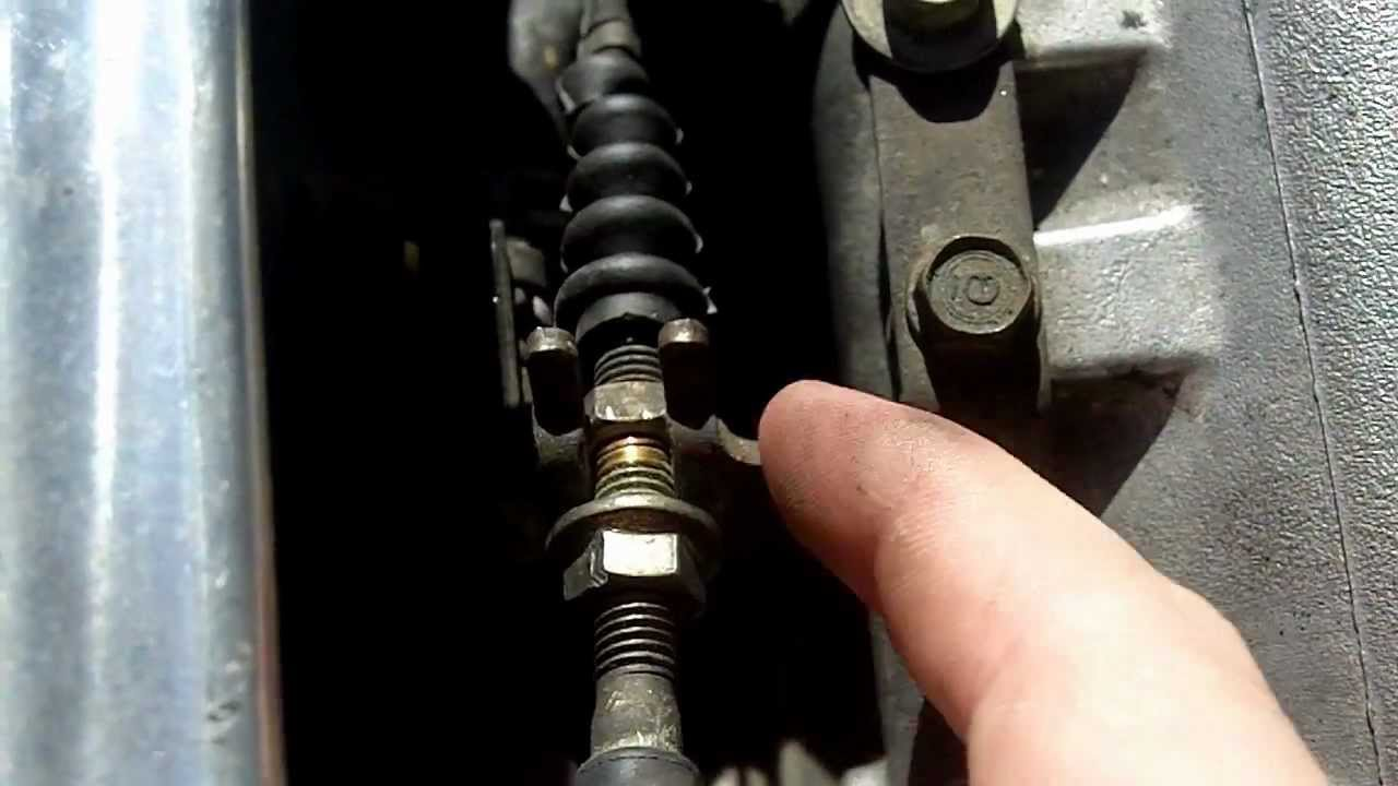 how to fix poor throttle response car idle