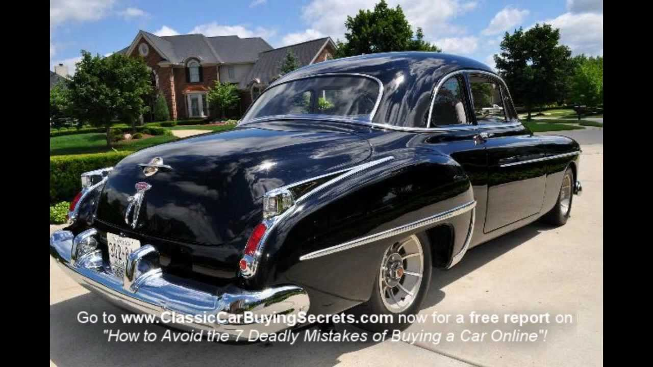 1949 Oldsmobile Eight Eighty Classic Muscle Car For Sale