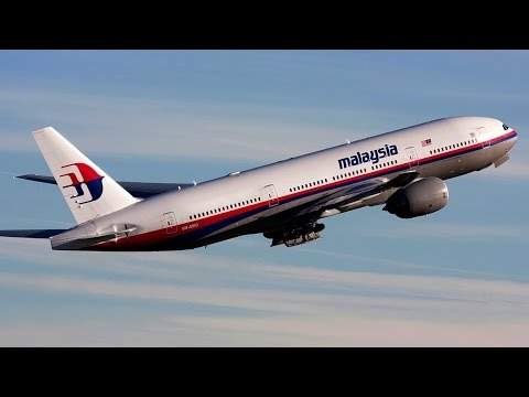 Malaysia Airlines Flight 370 MH370 Black Boxes Final Message *ACTUAL FOOTAGE*