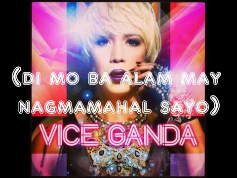 Manhid ka  Vice Ganda with lyrics