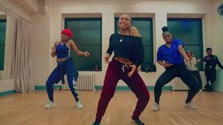 Safarel Obiang - Manger Chier (Dance Class Video) | Nigerian Jawn Choreography | Chop Daily