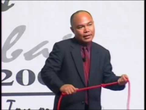 Winning Speech Rufino Ron Jacobe Knots in My Lifeline