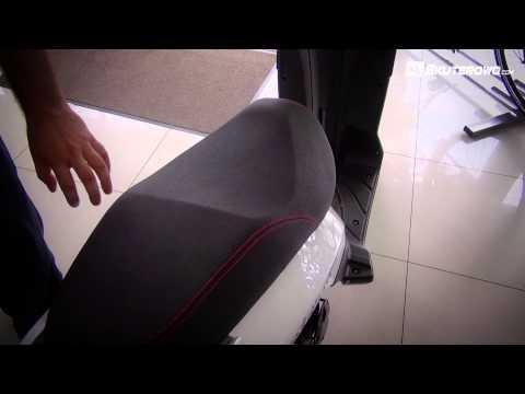 Prezentacja Romet White 125 | Wyprawa do Romet Motors | Blog Skuterowo.com