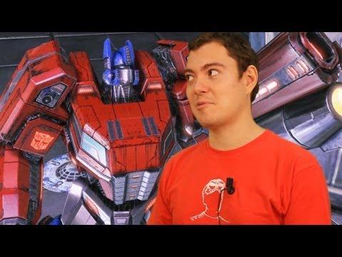 Transformers: Rise of the Dark Spark - мнение Александра Шакирова