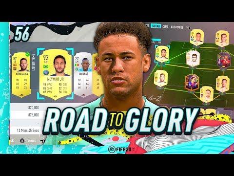 FIFA 20 ROAD TO GLORY #56 - GOODBYE NEYMAR!