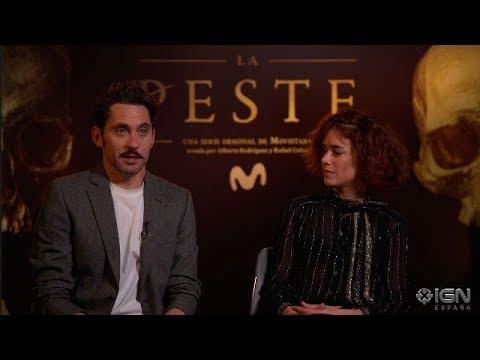 La Peste: Entrevistamos al elenco de la serie