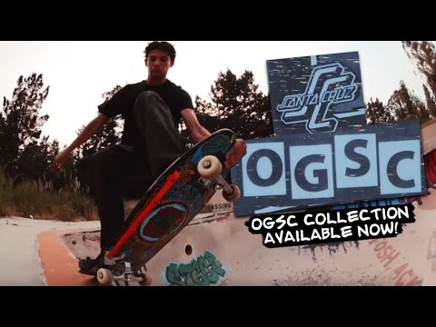 Retro good times with Santa Cruz for OGSC collection