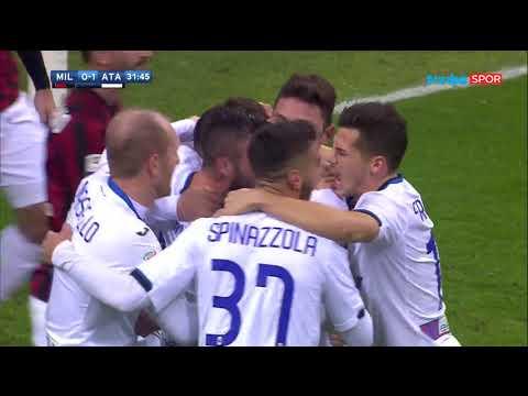 Serie A 18. Hafta | Milan 0-2 Atalanta Maç Özeti