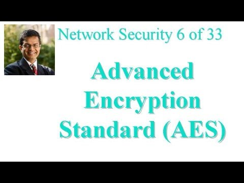 CSE571-11-05: Advanced Encryption Standard (AES)