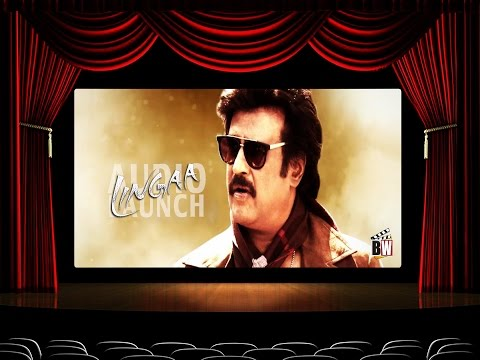 Lingaa Audio Launch - BW Video Book