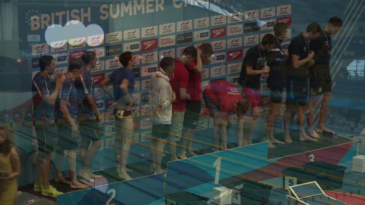 British Summer Championships - Session 6 - Finals