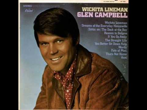 Glen Campbell - Catch The Wind