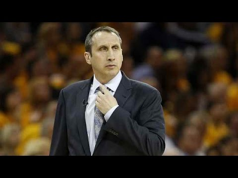 David Blatt fired as Cleveland Cavaliers coach !!!!!!!HOT NEWS