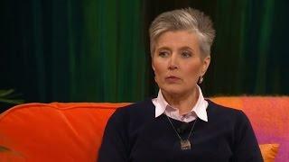 Att göra slut med sitt eget barn - Malou Efter tio (TV4)